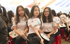 5.000 học sinh Phú Yên rộn ràng ngày Tư vấn tuyển sinh