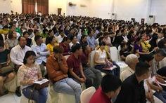 1.000 người mua đất ở Quảng Nam đòi sổ đỏ chứ không lấy lại tiền