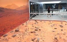 Ghé Trung tâm vũ trụ Kennedy 'tham quan' sao Hỏa