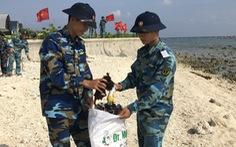 5.000 cán bộ chiến sĩ Vùng 4 Hải quân ra quân làm sạch biển