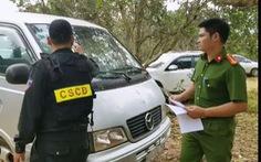 """Triệt phá sới bạc """"khủng"""" tại Gia Lai, bắt hơn 130 đối tượng, tạm giữ hơn 60 ô tô"""
