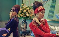 Lan Khuê, Thanh Hằng diện áo dài Nam Kỳ lục tỉnh