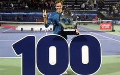 307 kỷ lục quần vợt nhưng Federer vẫn chưa có điểm dừng
