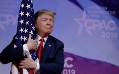 Sóng gió chờ ông Trump