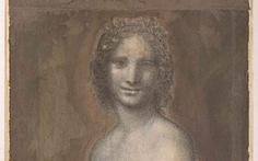 Có một nàng 'Mona Lisa' bán khỏa thân nữa của Leonardo da Vinci?