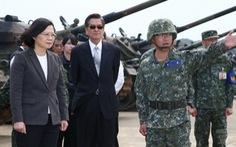 Đài Loan tuyên bố 'sẵn sàng chiến đấu vào bất kỳ thời điểm nào'