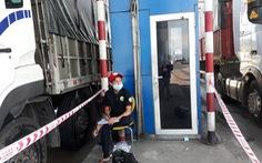 Kiểm tra đột xuất việc thu phí tại trạm BOT Ninh Lộc