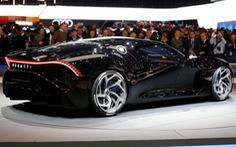 Vừa ra mắt, siêu xe Bugatti được bán giá 18,9 triệu USD