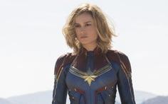 Xem Captain Marvel: phái đẹp 'gánh' cả thế giới trên vai