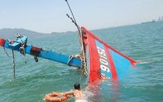Một tàu cá Quảng Ngãi bị tàu Trung Quốc làm chìm trên biển Hoàng Sa