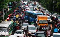 'Xe máy là phương tiện đi lại, làm ăn, TP.HCM không chủ trương cấm'