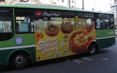 177 tỉ đồng quảng cáo trên xe buýt: chẳng ai quan tâm