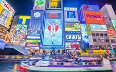 Rộn ràng Đại Lễ - Vi Vu Osaka (Nhật Bản) Bằng 'Chuyên Cơ'