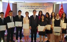 Học bổng Chính phủ Singapore cho học sinh Việt Nam