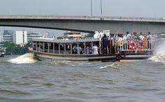 Bangkok và mộng 'Venice phương Đông'
