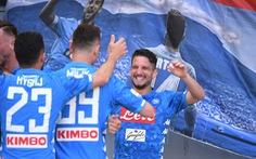 AS Roma thua đậm Napoli tại Olimpico