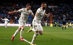 Real Madrid chật vật thắng ngược đội cuối bảng Huesca