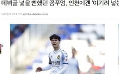 Báo Hàn: Công Phượng sẽ là 'quân bài chiến thắng' cho Incheon United