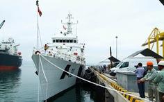 Tàu VIJIT thuộc Lực lượng bảo vệ bờ biển Ấn Độ thăm Đà Nẵng
