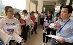 Thủ khoa thi đánh giá năng lực ĐH Quốc gia TP.HCM đạt 1.078 điểm