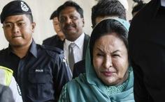 Bị buộc tội nhận hối lộ, vợ cựu Thủ tướng nói mình bị vu khống
