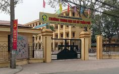 Bộ GD-ĐT yêu cầu xác minh, báo cáo vụ thầy giáo bị tố 'dâm ô' 7 nam sinh