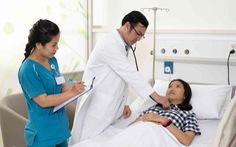 Nên gặp trực tiếp bác sĩ để biết chính xác tình trạng bệnh