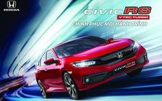 Chính thức ra mắt và công bố giá bán lẻ Honda Civic 2019