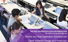 Cơ hội việc làm tại Singapore: Game và phát triển ứng dụng