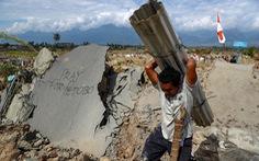 Động đất mạnh ở Indonesia, cảnh báo sóng thần phát đi trong 40 phút