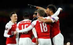 Đá bại Napoli 2-0, Arsenal chiếm ưu thế lớn