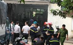 Khởi tố vụ cháy nhà xưởng khiến 8 người chết ở Hà Nội