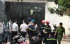 Phó thủ tướng yêu cầu làm rõ nguyên nhân vụ cháy nhà xưởng 8 người chết
