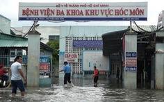 Nhiều bác sĩ Bệnh viện đa khoa khu vực Hóc Môn xin nghỉ việc