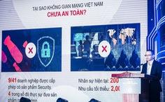 Viettel mở công ty an ninh mạng gồm các chuyên gia hàng đầu Việt Nam