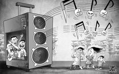 TP.HCM nghiên cứu cách dẹp tiếng ồn karaoke và 'đinh tặc'