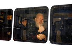 Ông trùm WikiLeaks bị bắt, vì sao?