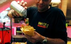 Tìm được loại muối ăn không cao huyết áp?