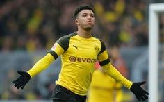 Sancho lập cú đúp giúp Dortmund 'soán ngôi' của Bayern Munich
