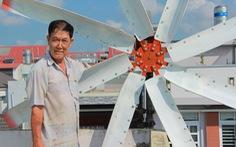 Người mang điện gió về nông thôn