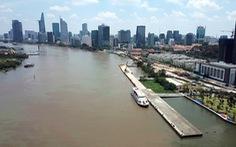 Chuyển đổi công năng cầu tàu Ba Son phục vụ du lịch