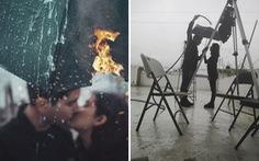 'Té ghế' với sự thật sau những bức ảnh hôn lãng mạn