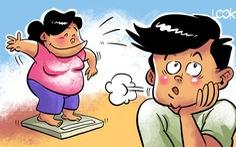 Truyện cười: Vợ giảm cân
