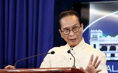 Philippines nói phán quyết Biển Đông 'không thực hiện được' vì 'không ai giúp'