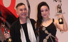 Huỳnh Thu Sinh 'hạ gục' Châu Nhuận Phát giành giải Kim Tượng Hong Kong
