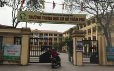 Thầy giáo bị tố dâm ô 7 nam sinh đã trở lại trường dạy học