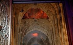 Bộ trưởng văn hóa Pháp: 'Cấu trúc nhà thờ Đức Bà vẫn an toàn'