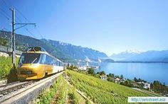 Đến Thụy Sĩ ngắm cảnh, tham quan Lucerne – Interlaken