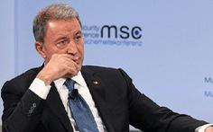 Bộ trưởng Quốc phòng Thổ Nhĩ Kỳ bất ngờ thăm Lầu Năm Góc