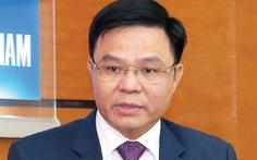 Ông Lê Mạnh Hùng làm tổng giám đốc Tập đoàn Dầu khí